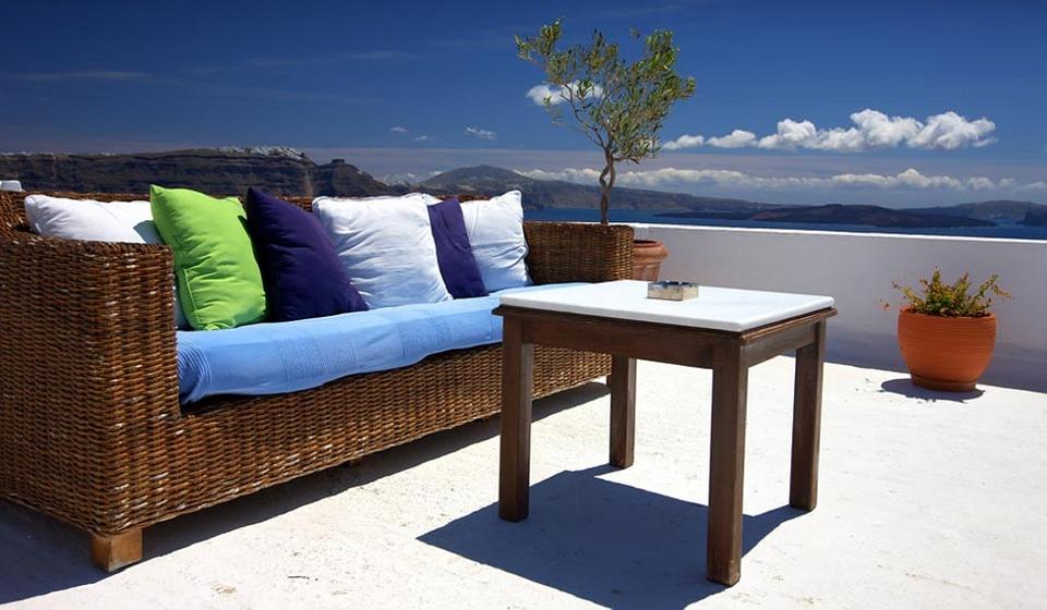 Prepara tu muebles de jardín para el sol